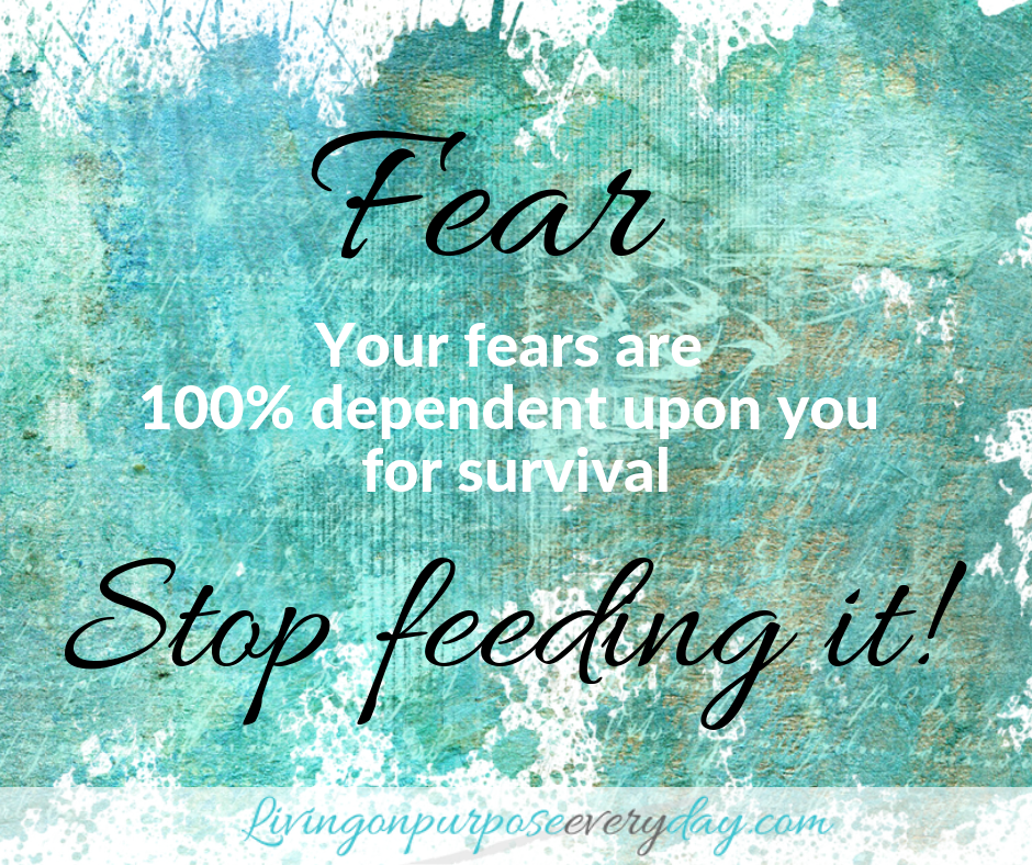 How To Starve Your Fears