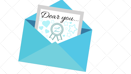 Dear YOU…